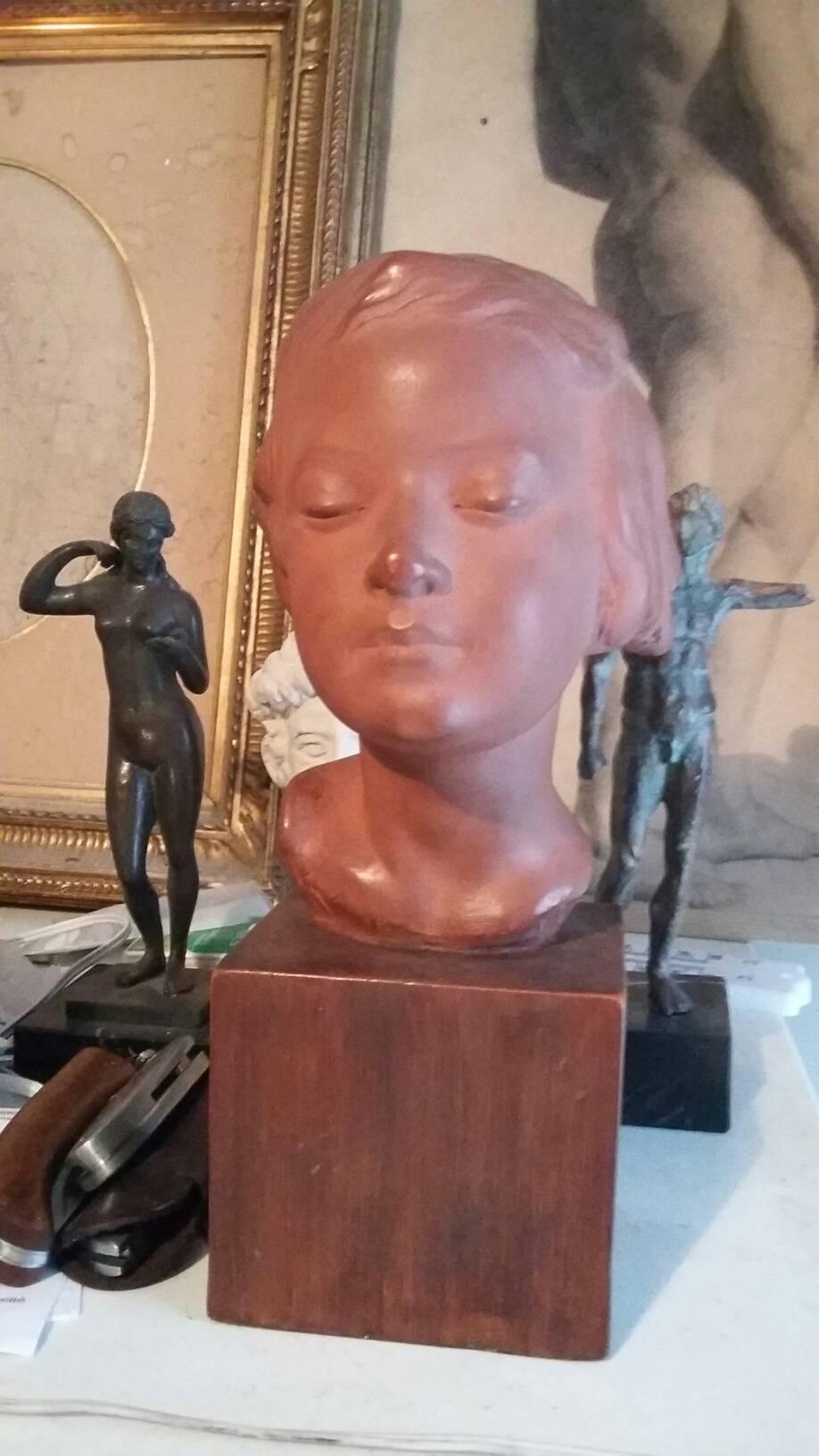 Cours de sculpture et de modelage à Paris.